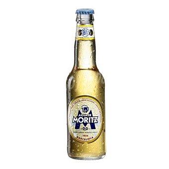 Moritz Cerveza 0,0 Agua 33 cl