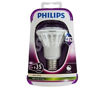 Philips Led reflectora Par 20 7W (equivalencia 35W) regulable 1 Unidad