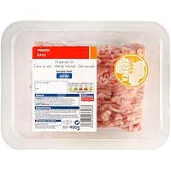 Eroski Basic Picada de cerdo burger meat Bandeja 400 g