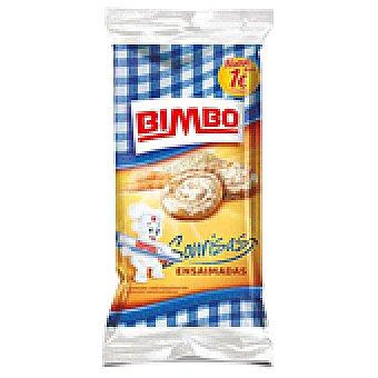 Bimbo ENSAIMADAS 4 UNI