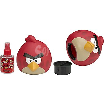 ANGRY BIRDS Red Rovio eau de toilette infantil figura 3D Spray 100 ml