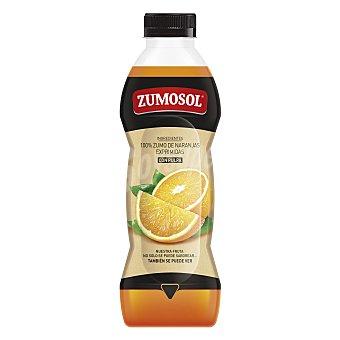 Zumosol Zumo naranja exprimida con pulpa PET 850 ml