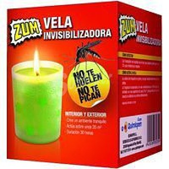 Zum Vela antimosquito Pack 3 unid
