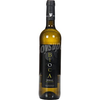 Bioca Vino blanco godello D.O. Valdeorras  Botella de 75 cl