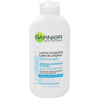 Garnier Desmaquillador leche rostro y ojos para todo tipo de piel Frasco 200 ml