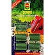 Varitas fertilizantes Paquete 24+6 unid Compo