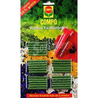 Compo Varitas fertilizantes Paquete 24+6 unid