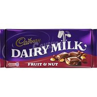 MILK Fruit&Nuts Dairy Tableta 200 g