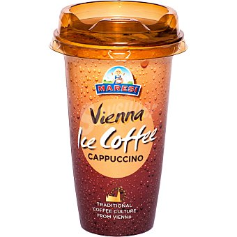 MARESI Vienna Ice Coffee Cappuccino Vaso 230 ml