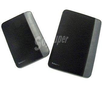 "Selecline Cover (cubierta) para Tablet 7"" negra/verde (producto económico alcampo)"