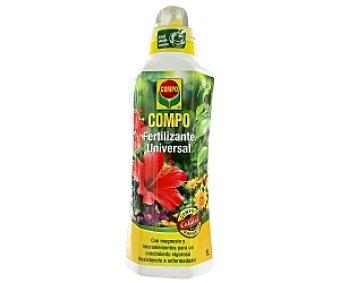 Compo Abono líquido universal especial plantas de interior 1 litro