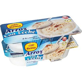 Postres Reina Arroz con leche 4 unidades de 130 g