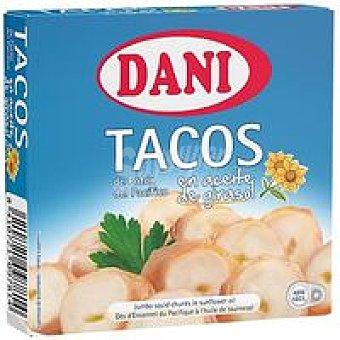 Dani Taco en aceite de girasol Lata 111 g