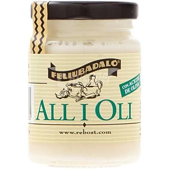 Feliubadalo Salsa alioli Frasco 100 g