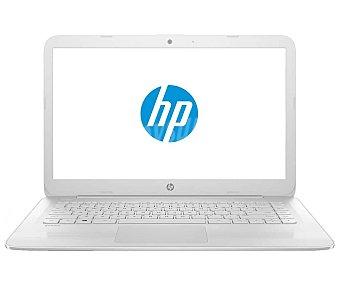 """HP Portátil 35,56cm (14"""") Stream 14-AX099NS, Intel Celeron N3060, 4GB Ram, 64GB emmc, Intel HD 400, Windows 10 14-cb099ns"""