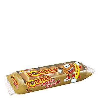 Donettes Bollito con sabor galleta maría 7 ud