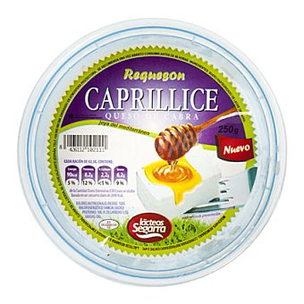 Caprillice Tarrina de requesón de cabra 250 g
