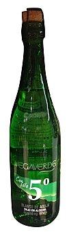 Vegaverde Vino blanco gas 5 grados Botella de 75 cl