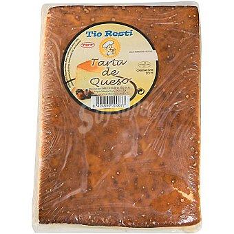 Tio resti Tarta de queso  1,8 kg (peso aproximado pieza)