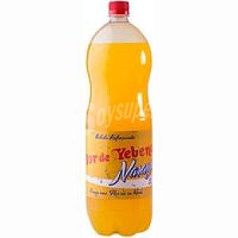 Flor de Yebenes Refresco de naranja Botella 2 litros