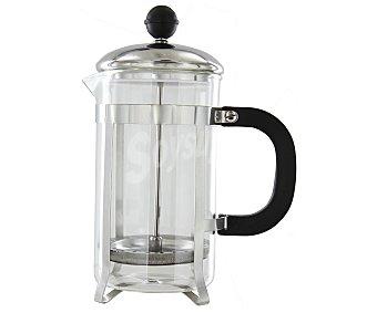 Tecnhogar Cafetera/tetera de embolo, con capacidad de 600 mililitros y fabricada en vidrio 1 Unidad