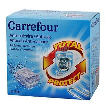 Carrefour Antical para lavadora en pastillas 45 ud
