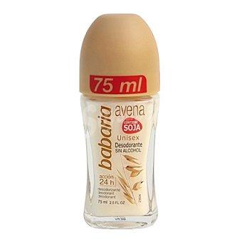 Babaria Desodorante roll-on avena 75 ml