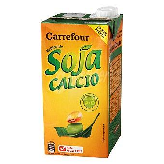 Carrefour Bebida de soja con calcio 1 l