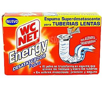 """WC Net Desatascador en polvo """"tuberías lentas"""" Caja de 2 uds"""