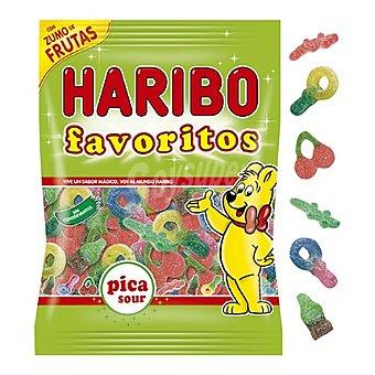 """Haribo Gominolas con azúcar """"favoritos Pica"""" 150 g"""