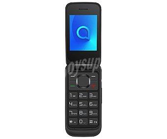 "Alcatel Teléfono móvil libre negro, pantalla 6,096cm (2,4""), cámara 1,3Mpx, lector de tarjetas microsd 2053D"