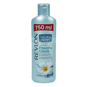 Natural Honey Gel de ducha Frescor de Colonia Bote 750 ml