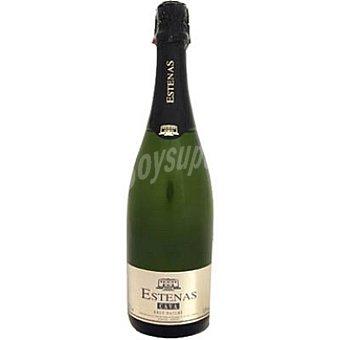 ESTENAS Cava brut botella 75