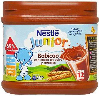 Nestlé Babicao con cacao junior 400 g