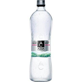Aqua Carpatica agua con gas botella 750 ml botella 750 ml