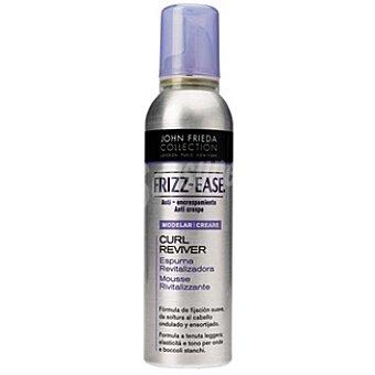 JOHN FRIEDA Frizz Ease Espuma Curl Reviver revitalizadora Spray 200 ml
