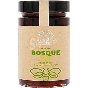 Club del gourmet Miel de bosque bio tarro 400 g tarro 400 g