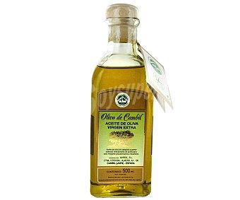 OLIVO DE CAMBIL Aceite de oliva Virgen Extra 500 Mililitros