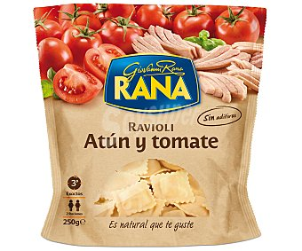 GIOVANNI RANA Ravioli atún y tomate Envase 250 g