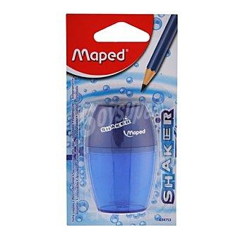 Maped Sacapuntasshaker 1 uso afilalapiz deposito