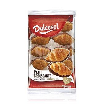 DULCESOL Petit Croissant Bañado Chocolate Pack de 10x15gr