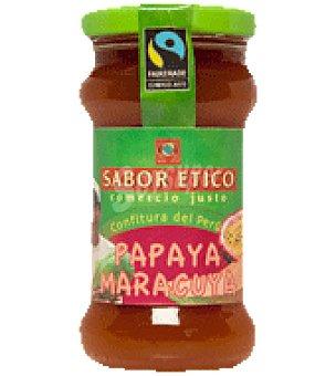 Ethiquable Confitura papaya maracuya calidad extra 240 g
