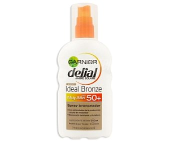 Delial Garnier Spray Solar Ideal Bronze F-50 200 ml