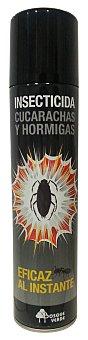 Bosque Verde Insecticida spray cucaracha hormigas (insectos rastreros) Bote 400 cc