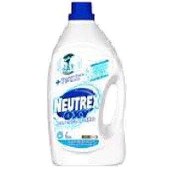 Neutrex Quitamanchas líquido blanco puro Botella 21 dosis