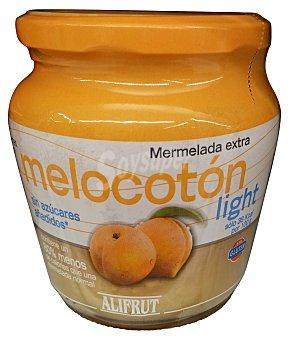 ALIFRUT Mermelada de melocotón light Tarro de 380 g