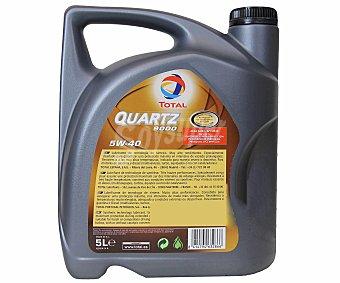 VEHÍCULOS Lubricante sintético para vehículos gasolina y diésel 5 Litros