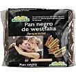 Pan negro de Westfalia Pumpernickel Paquete 500 g Mestemacher