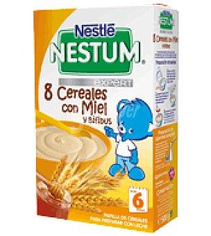 Nestlé Papilla Nestum expert 8 cereales con Miel y Bífidus 500 g