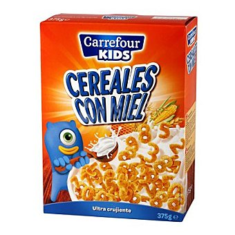 Carrefour Kids Cereal Honey Numbers para niños 375 g